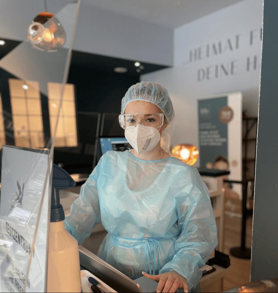 Corona Testzentrum Hamburg   Gratis Schnelltests & PCR Test